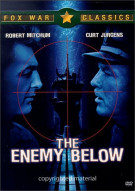 Enemy Below, The Movie
