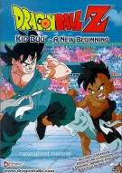 Dragon Ball Z: Kid Buu - A New Beginning Movie