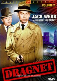Dragnet - Volume 2 (Alpha) Movie