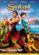 Sinbad: Legend Of The Seven Seas (Widescreen) Movie