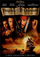 Pirates Of The Caribbean: The Curse Of The Black Pearl Movie