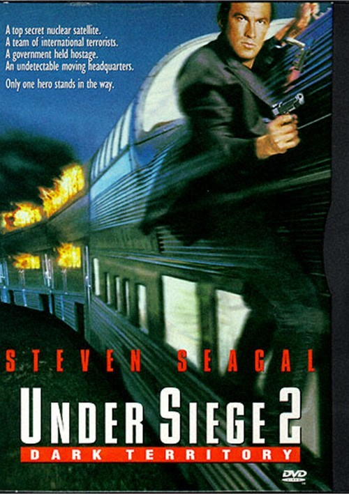 Under Siege 2: Dark Territory Movie
