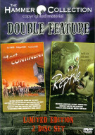 Hammer Collection, The: The Lost Continent/The Reptile Movie