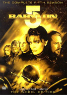 Babylon 5: The Complete Fifth Season Movie