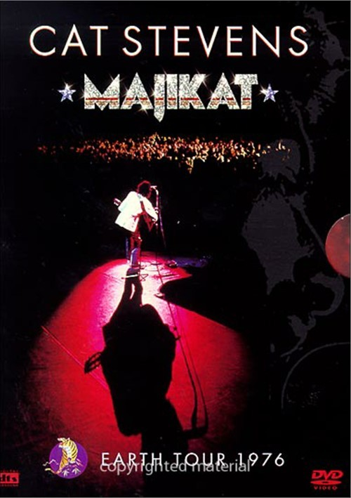 Cat Stevens: Majikat Live In Williamsburg, VA 1976 Movie