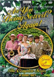 Are You Being Served? Again!: The Complete Series Movie