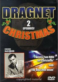 Dragnet Christmas Movie