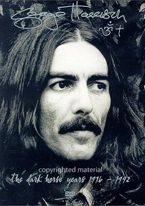 George Harrison: The Dark Horse Years 1976 - 1992 Movie