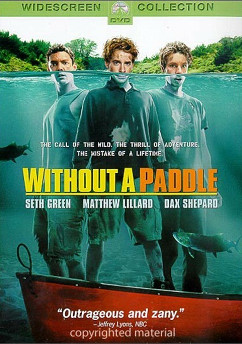 Without A Paddle (Widescreen) Movie