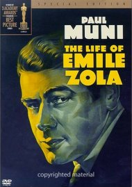 Life Of Emile Zola, The Movie