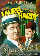 Stan Laurel & Oliver Hardy Silent Classics: Volume 3 Movie