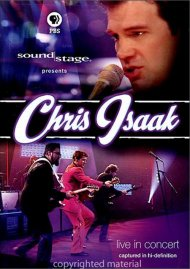 Soundstage: Chris Isaak: Live In Concert Movie