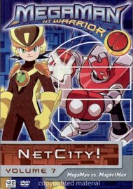 MegaMan NT Warrior: Volume 7 - NetCity! Movie