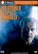 Joe Cocker: Respect Yourself - Live: DVD + CD Collectors Edition Movie