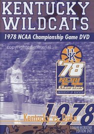 1978 NCAA Championship Game: Kentucky Vs. Duke Movie