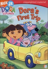 Dora The Explorer: Doras First Trip Movie