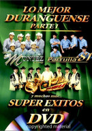 Lo Mejor Duranguense Parte 1: Super Exitors En DVD Movie