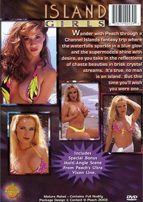 Scoreland island girls dvd