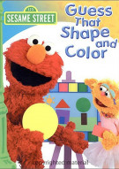 Sesame Street: Guess That Shape And Color Movie