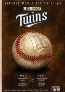Vintage World Series Films: Minnesota Twins Movie