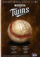 Vintage World Series Films: Minnesota Twins Movie