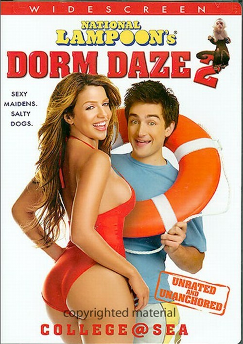 National Lampoons Dorm Daze 2: Unrated Movie