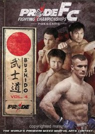 Pride FC: Bushido Volume 4 Movie