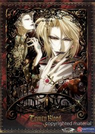 Trinity Blood: Volume 5 - Limited Edition Movie