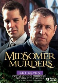 Midsomer Murders: Set 7 Movie
