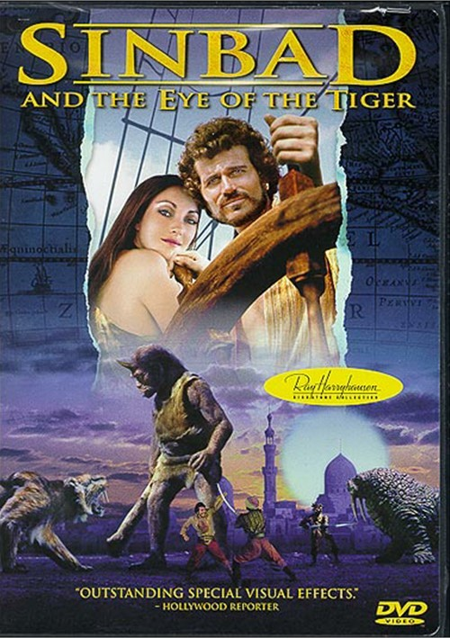 Sinbad And The Eye Of The Tiger Movie