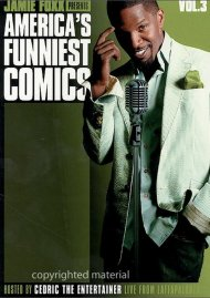 Jamie Foxx Presents Americas Funniest Comics: Vol. 3 Movie