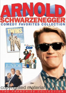 Arnold Schwarzenegger: Comedy Favorites Collection Movie