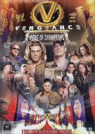 WWE: Vengeance 2007 Movie