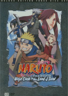 Naruto: The Movie - Ninja Clash In The Land Of Snow (Deluxe Edition - Steelbook) Movie