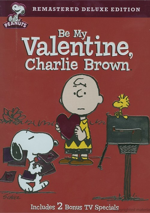 Be My Valentine, Charlie Brown: Deluxe Edition Movie