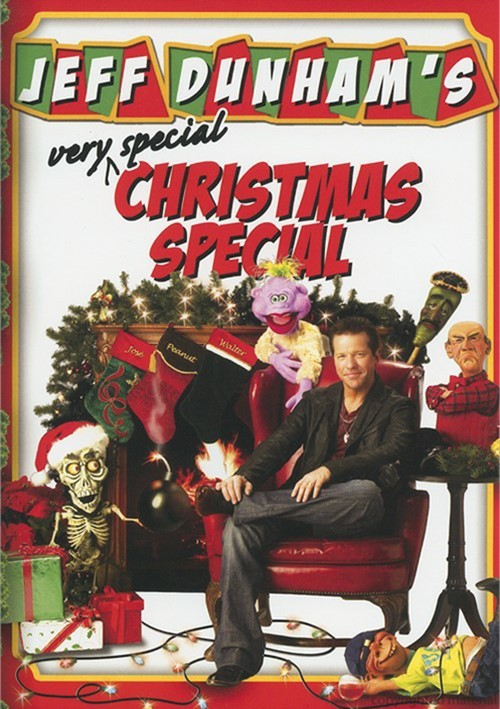 Jeff Dunham: Very Special Christmas Special Movie