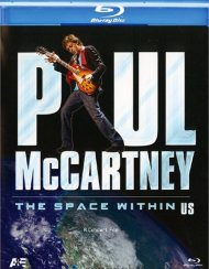Paul McCartney: The Space Within Us Blu-ray