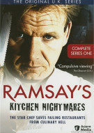 Ramsays Kitchen Nightmares: Series 1 Movie