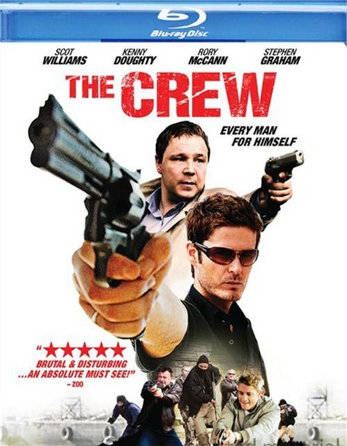Crew, The Blu-ray