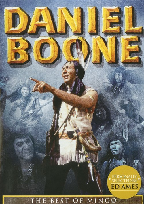 Daniel Boone: The Best Of Mingo Movie