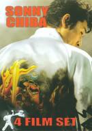 Sonny Chiba 4-Film Set Movie