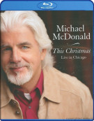 Michael McDonald: This Christmas - Live In Chicago Blu-ray