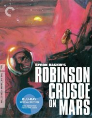 Robinson Crusoe On Mars: The Criterion Collection Blu-ray