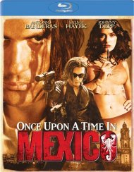 Once Upon A Time In Mexico Blu-ray