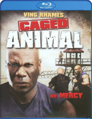 Caged Animal Blu-ray