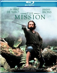 Mission, The Blu-ray
