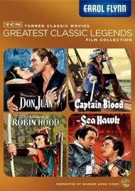 Greatest Classic Films: Errol Flynn Movie