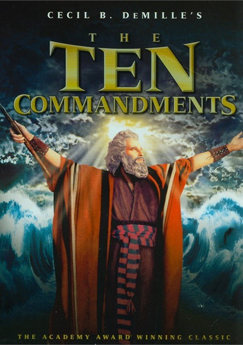 Ten Commandments, The Movie