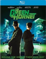 Green Hornet, The Blu-ray