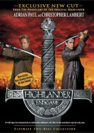 Highlander 4: Endgame (2-Disc Set) Movie